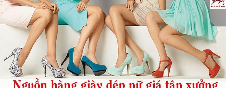 Nguồn hàng giày dép nữ giá rẻ trên 1688, taobao, tmall
