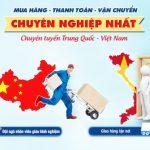 Dịch vụ đặt hàng Quảng Châu tại TPHCM giá rẻ, uy tín