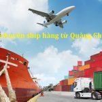 Dịch vụ vận chuyển hàng Quảng Châu về Hà Nội giá rẻ, uy tín